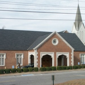 FIRST METHODIST CHURCH SOCIAL HALL
