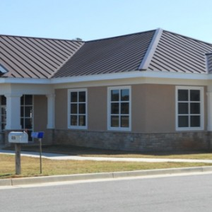 BALDWIN CO. AIRPORT TERMINAL BUILDING