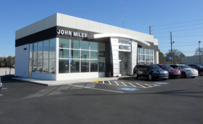 JOHN MILES BUICK / GMC DEALERSHIP