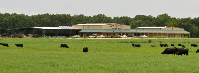 White Oak Pastures Meat Processing and Organic Gardening Facility
